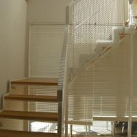 階段ネット(転落防止)工事(逗子市 O様邸)5