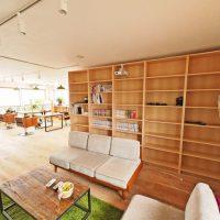 家具組立はオーナー様工事です。