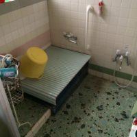 少し小さめの浴槽