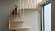 3階へはここからもいけます。
